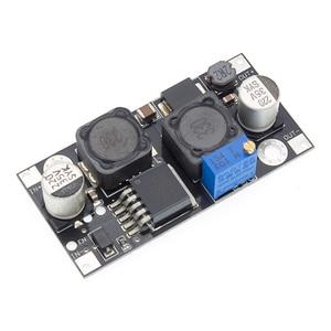 Image 4 - 10 sztuk XL6019 (aktualizacja XL6009)) automatyczny step up step down DC DC regulowany konwerter moduł zasilania 20W 5 32V do 1.3 35V