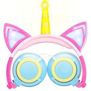 TWISTER.CK Cute Kids Cat Ear H