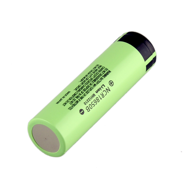 2pcs NCR18650B 3.7V 3400mah 18650 Lithium Rechargeable 18650 Battery For Vape E-Cigarette Vaporizer Electronic Cigarette Battery