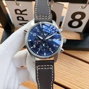 Мужские часы, топ-бренд класса люкс, качество AAA, автоматические механические Спортивные часы, ретро часы