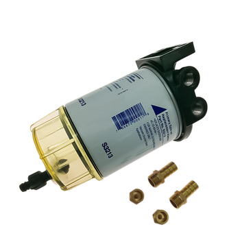 Fuel Water Separator S3213 ,35-60494-1 for Boat Fuel Filter Marine Engine  (10 Micron)