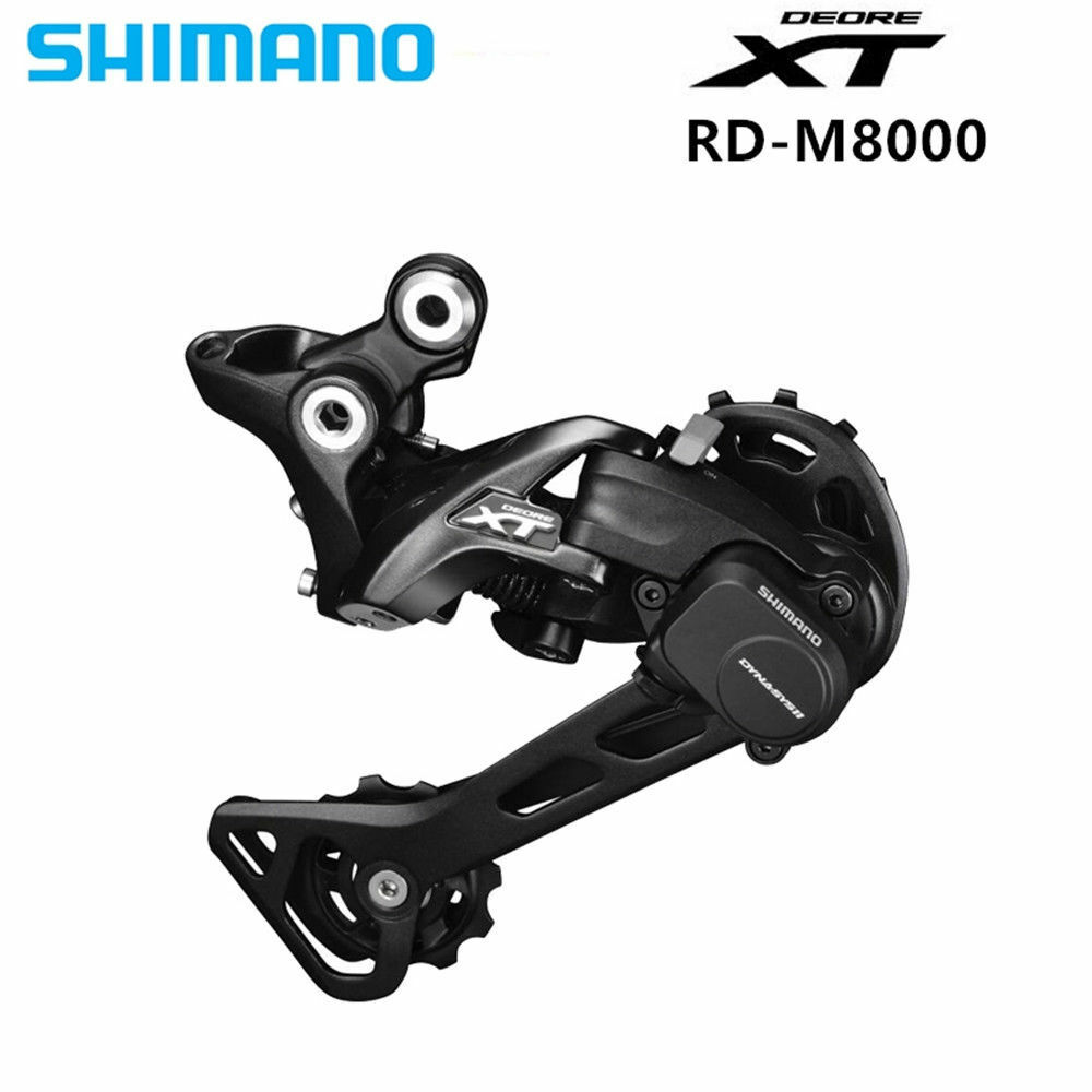 Shimano Deore XT RD-M781 GS SGS 10 Speed Shadow Rear Derailleur Medium Long Cage