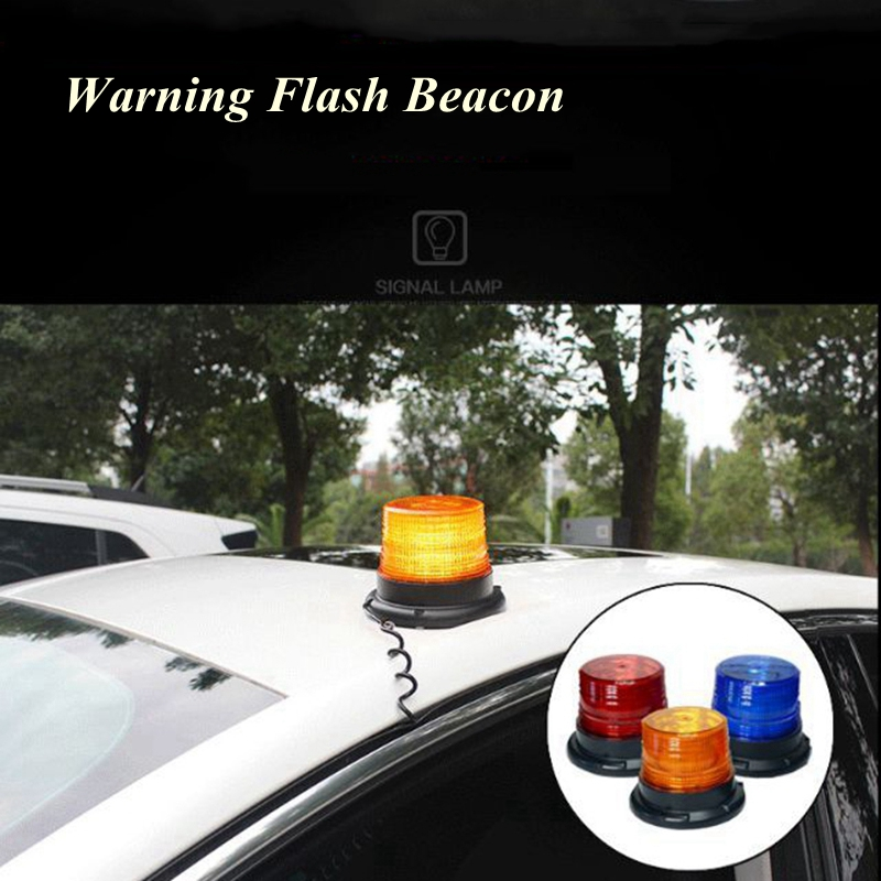 Warning Flash Beacon 7