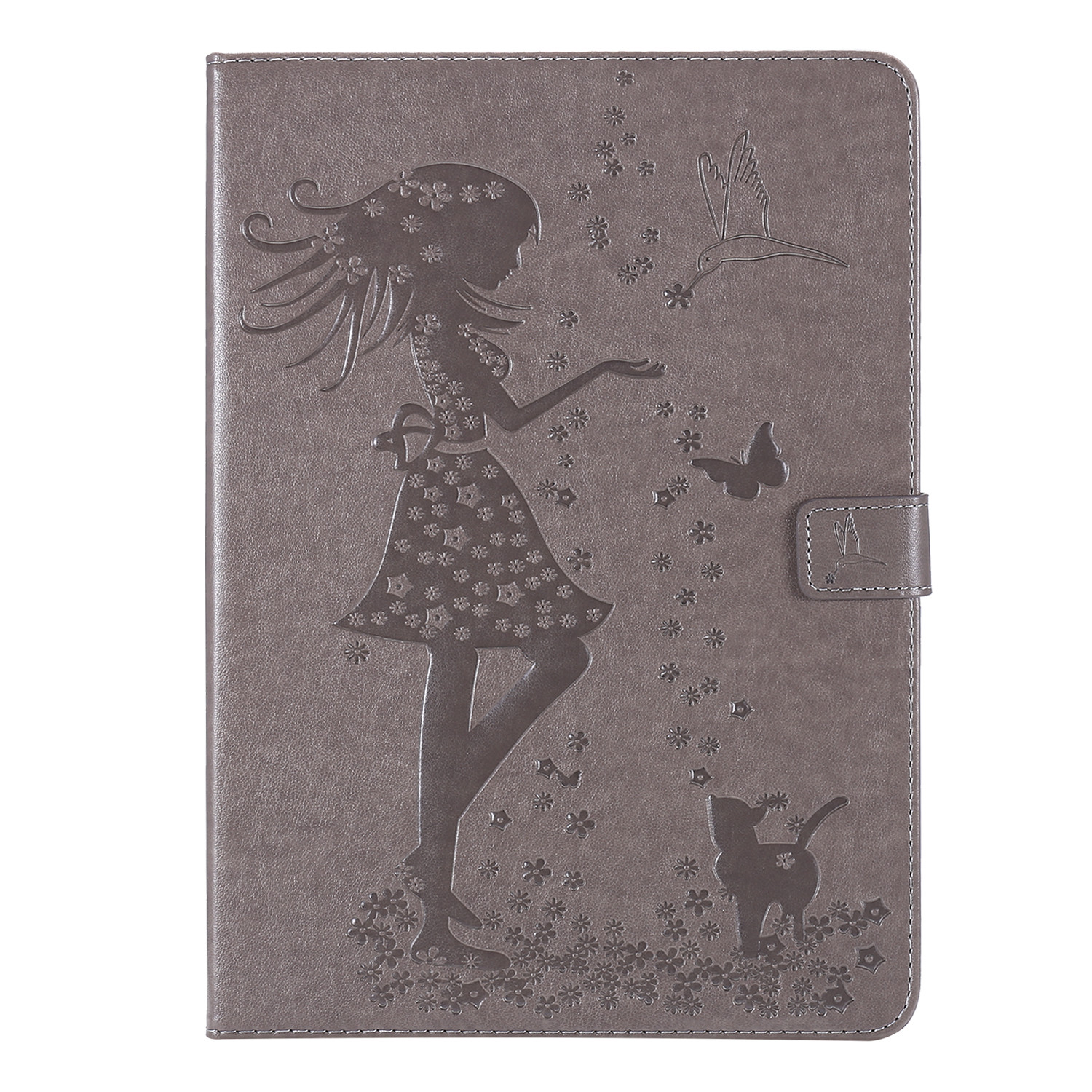 8 Beige For iPad 4th Gen 12 9 Cover 2020 Funda Cover Stand Leather Shell Folio Protective Case