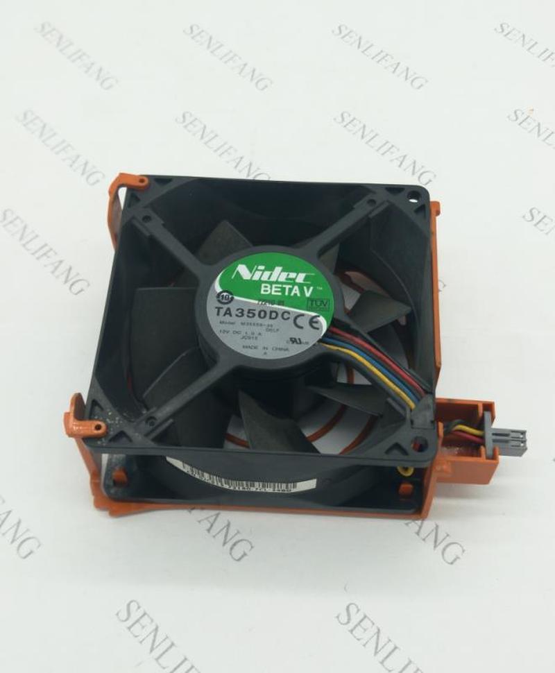 CPU COOLING FAN FOR 1900 PE2900 FAN C9857 JC915 Server Cooling Fan Assembly M35556-35 PE1900 2900 Free Shipping
