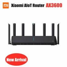 Xiaomi-routeur double bande AX3600 AIoT wi-fi 6 5 ghz, CPU Qualcomm A53, Gigabit, 600 mb/s, 2976 mb/s, amplificateur de Signal externe, nouveauté