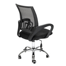 Office Furniture Mesh Back Gas Lift Adjustable Office Swivel Chair with wheels Black USA Free Shipping