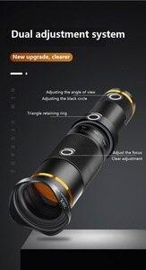 Image 2 - 38X Zoom teleobiektyw HD monokularowy teleskop telefon obiektyw aparatu dla IPhone 11 Xs Max XR Samsung Android Smartphone Mobile
