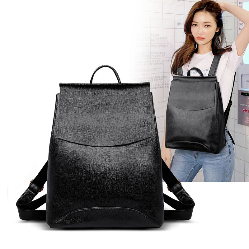 Женский модный рюкзак 2019 новый стиль модный многофункциональный рюкзак тройное использование Большая вместительная женская сумка