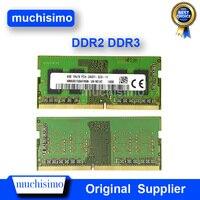 Память ОЗУ для ноутбука 2 ГБ/4 ГБ/8 ГБ PC2 PC3 PC4 DDR2 DDR3 800 1066 1333 1600 МГц 5300 6400 8500 10600 12800 Ноутбук полностью совместимый