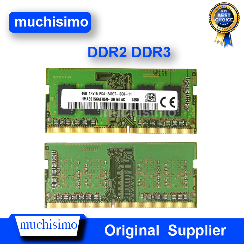 Memory Notebook RAM 2GB 4GB 8GB <font><b>PC2</b></font> PC3 PC4 DDR2 DDR3 800 1066 1333 1600 MHz 5300 6400 8500 <font><b>10600</b></font> 12800 Laptop Fully Compatible image