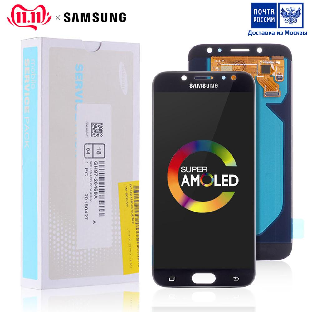 AMOLED For Samsung Galaxy j730 LCD DIsplay Screen For Samsung Galaxy j7 2017 Display J7 Pro AMOLED For Samsung Galaxy j730 LCD DIsplay Screen For Samsung Galaxy j7 2017 Display J7 Pro 2016 J700 J700F LCD Touch J710