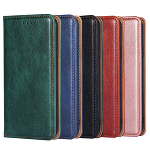 Image 5 - Business Leather Case For Oneplus Nord N100 N10 9R 9 8 8T Pro 7T 7 Pro 6T 5T 3T Magnetic Flip Card slot Phone Case Cover Fundas
