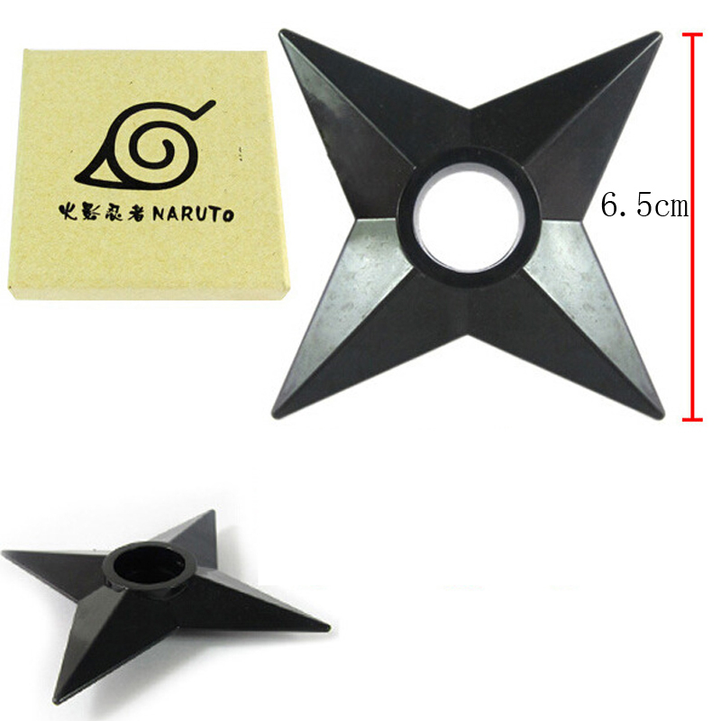 Anime Plastic Darts Naruto Cosplay Kakashi Sasuke Shuriken Japanese Ninja Props Kids Throwing Weapon Boy Game Toy image