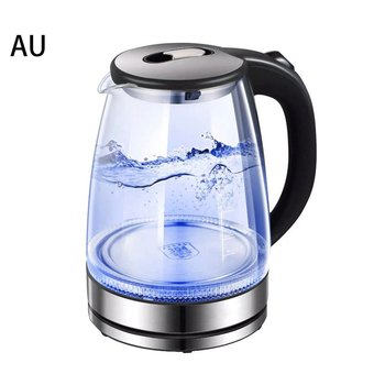 Electric Kettle SpeedBoil Glass Tea Kettle Cordless Kettle with Auto Shut-Off and Boil-Dry Protection Power off Kettle free shipping new steam make tea glass insulation the boiled tea electric kettle boil black pu erh pot electric kettles good