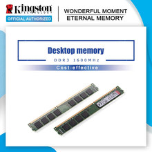 Original de Kingston KVR16N11/8-SP 8GB DDR3, 1600Mhz, 1,5 V (PC3-12800) 240 Pin DIMM 4gb de memoria RAM para escritorio