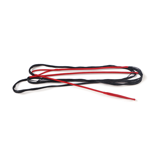 54-60 inch archery Dacron strings Handmake black bowstrings