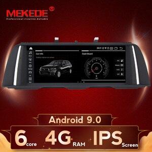 Big discount!android9.0 car radio player for BMW 5 Series F10 F11 520i 528i 525i 530i 535i (2011-2016) CIC/NBT wifi BT gps navi