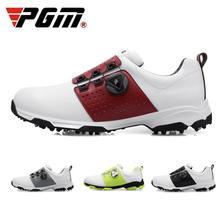 Waterproof Shoes Knob Shoelaces-Activity PGM Lightweight Men Men's