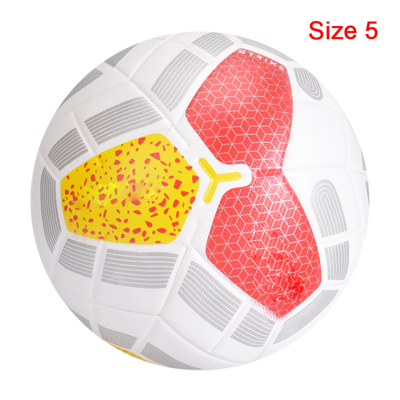 Professional Size5/4 Soccer Ball Premier High Quality Goal Team Match Ball Football Training Seamless League futbol voetbal 26