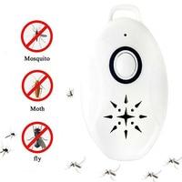 가정용 실내 설치류 제어 바퀴벌레 모기 구충제 초음파 전자 모기 구충제 מחבט יתושים