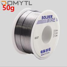 Soldering-Iron-Consumables-Accessories Lead-Line Welding-Wire Solder-Flux Reel Rosin-Core