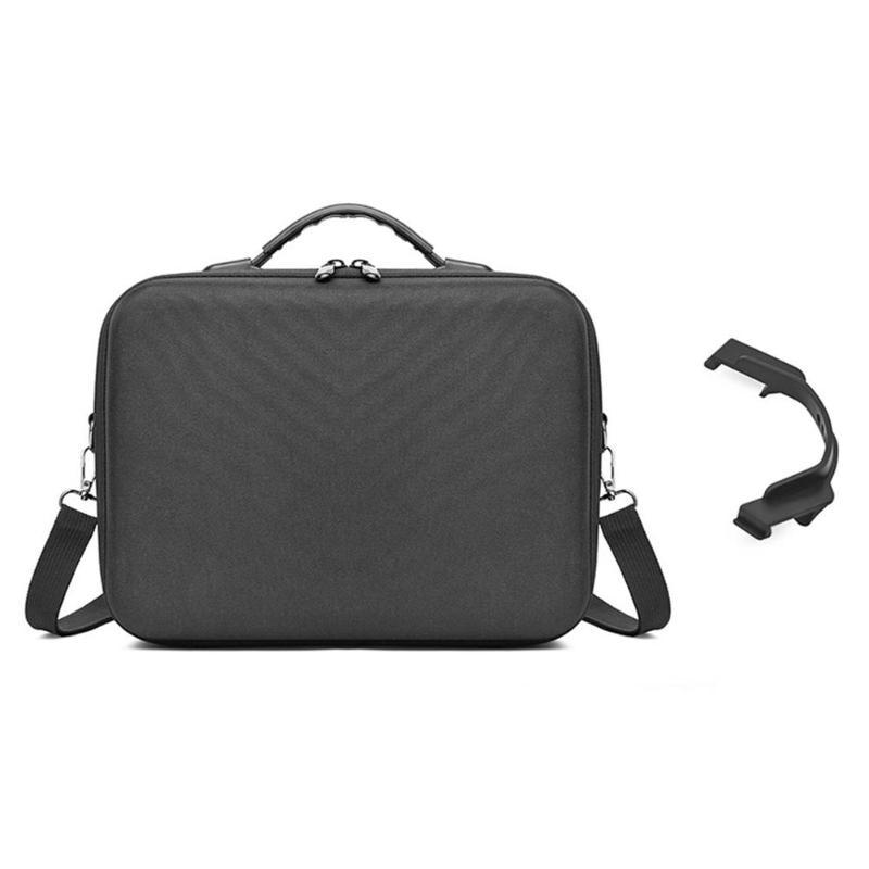 New Portable Handbag Storage Bag Nylon Plastic Case+Battery Anti-separation Buckle For DJI SPARK Drone Black Newest