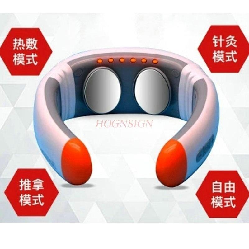 massagem cervical ferramenta de cuidados pescoço multifunções cervical elétrico handheld