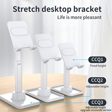 Q1 Universal Phone Holder Mount Stand For IPhone 12 Pro Max  Samsung S20 Plus Xiaomi 9A 9C Mobile Phone Tablet Desktop Holder