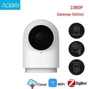 Image 1 - Aqara cámara inteligente G2 Gateway Edition Zigbee, conexión IP, Wifi, inalámbrica, dispositivos de seguridad para el hogar en la nube