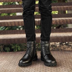 Image 5 - 39 46 mannen laarzen Antislip 2019 Comfortabele warme mannen winter schoenen # NXZY1098