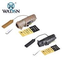 WADSN Softair L 3 M3X Tactical IR Light Filter Illuminator Airsoftsports Flashlight Military Hunting Torches EX175 Weapon Lights