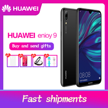 Global Firmware Huawei Enjoy 9 SmartPhone 6.26 inch Android 8.1 Octa Core