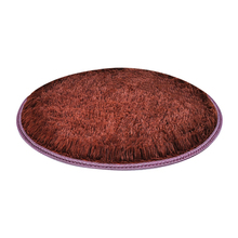 Щенок супер мягкие зимние теплые товары для домашних животных прочный круглый коврик для собак противоскользящая спальная кровать длинная плюшевая подушка для кошек нетоксичный