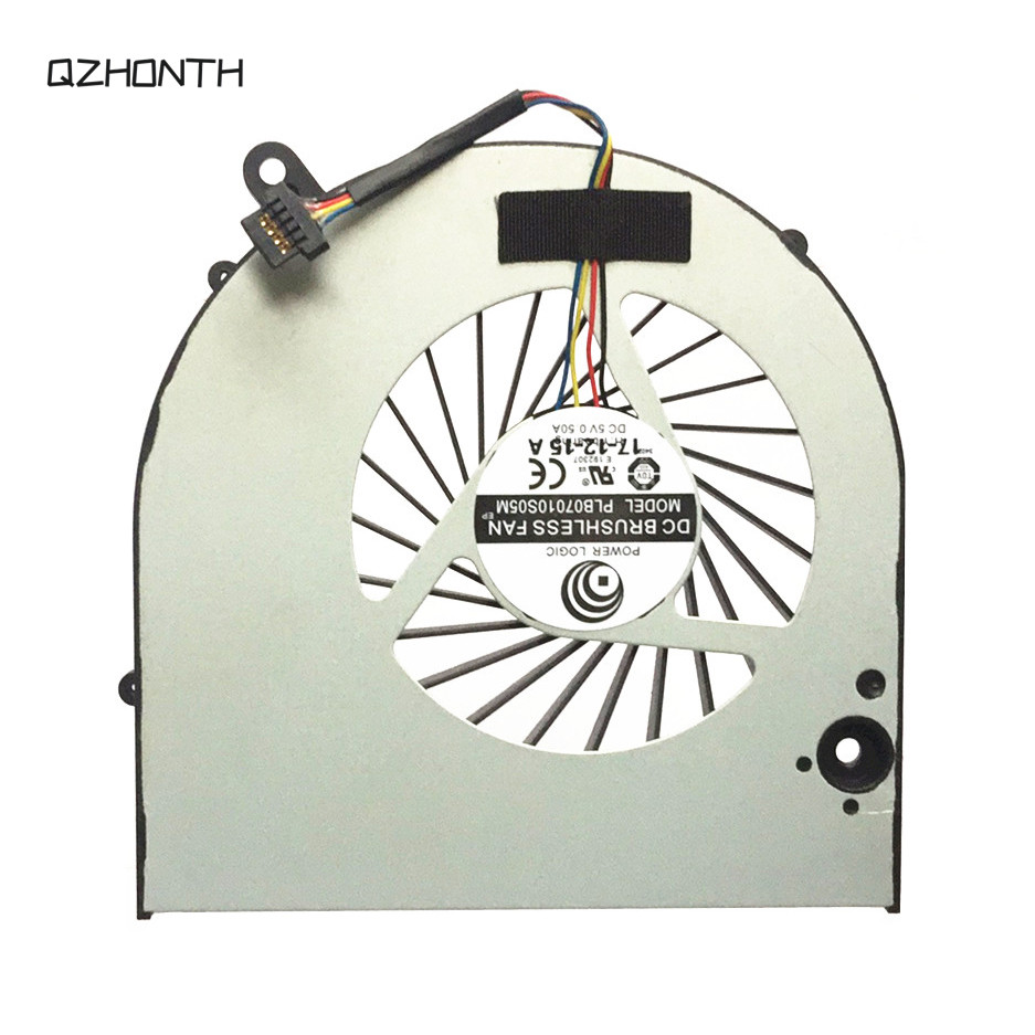 CPU & GPU Cooling Fan for EVGA SC15 Gaming Laptop (2)