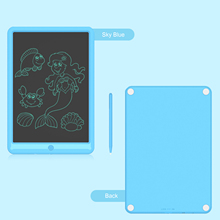 13/10in LCD Electronic Writing Tablet Digital Drawing Handwriting Pads Panel for Kids Education/Schedule Record