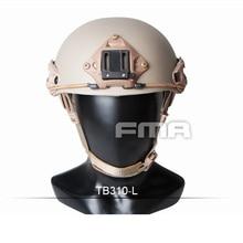 Fma Cp Mens Sport Helmet Two -in -one Protect Military Outdoor Climbing men khaki  (de) Tb310 -L