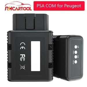 Image 2 - Obd2 nova chegada PSA COM psacom para peugeot/para substituição citroen de Lexia 3 pp2000 psa com bluetooth diagnóstico & programação