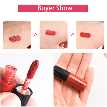 12 Colors Long Lasting Waterproof Lip Liquid Matte Lipstick Lip Gloss Maquiagem Lips Never Fade Away TXTB1 image