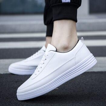 Zapatillas de deporte blancas para hombre con gran confianza 2020 zapatos de diseñador de alta calidad para Hombre Zapatos de lona de alta calidad para hombre