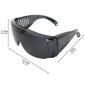 Image 5 - Protective Safety Goggles Glasses Work Dental Eye Protection Spectacles Eyewear Anti shock Goggles Color Goggles