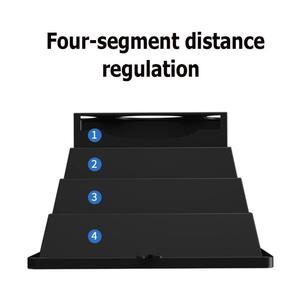 Image 5 - 14 携帯電話画面拡大鏡ブラケットスタンドスマートフォンデスクトップ増幅引伸映画ビデオディスプレイアンプ