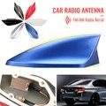 Новейший обновленный сигнал Универсальная автомобильная антенна плавник акулы авто крыша FM/AM радио Замена антенны для BMW/Honda/Toyota/Hyundai/Kia