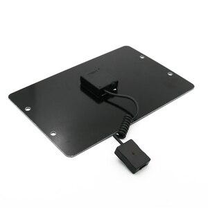 Image 3 - 10 6 W Watt Công Suất Ngân Hàng Tấm Pin Năng Lượng Mặt Trời Sạc Có Cổng USB Pin Năng Lượng Mặt Trời Sạc Điện Dành Cho Điện Thoại Di Động 5V USB
