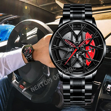 NEKTOM Mens Luxury Watches Sports Car Watches