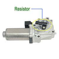 Transfer Case Actuator With Resistor For BMW X3 E83 X5 E53 27107566296