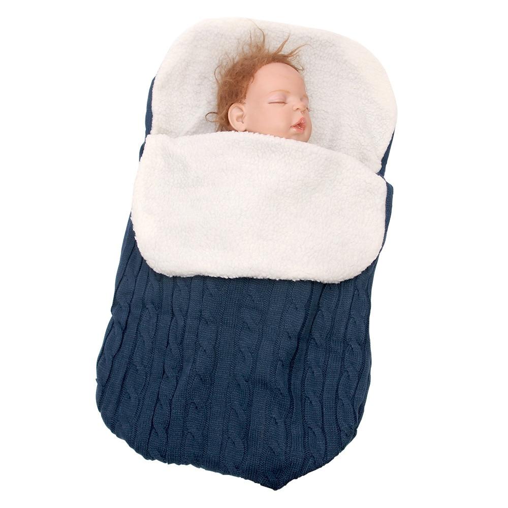 bebê criança sólida quente carrinho recém-nascidos saco