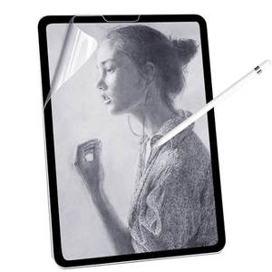 Screen-Protector-Film Paper-Like Pet-Painting-Write Matte Apple iPad Gen for 7th 8th