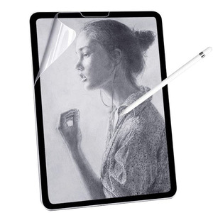 2020 iPad Pro 12.9 Paper Like Screen Protector Film Matte PET Painting Write Touch Screen Film For Apple iPad 2018 Pro 12.9 Film