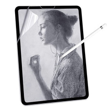 Screen-Protector-Film Paper-Like Matte Apple iPad PET for 7th Pet-Painting-Write 8th